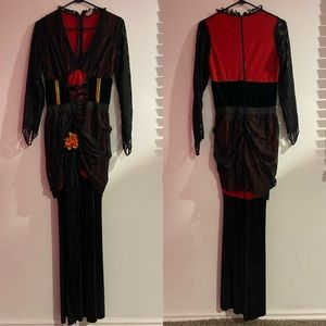 Starline Witch Halloween Costume Small